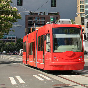 South Lake Union Streetcar