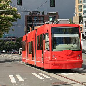South Lake Union Streetcar