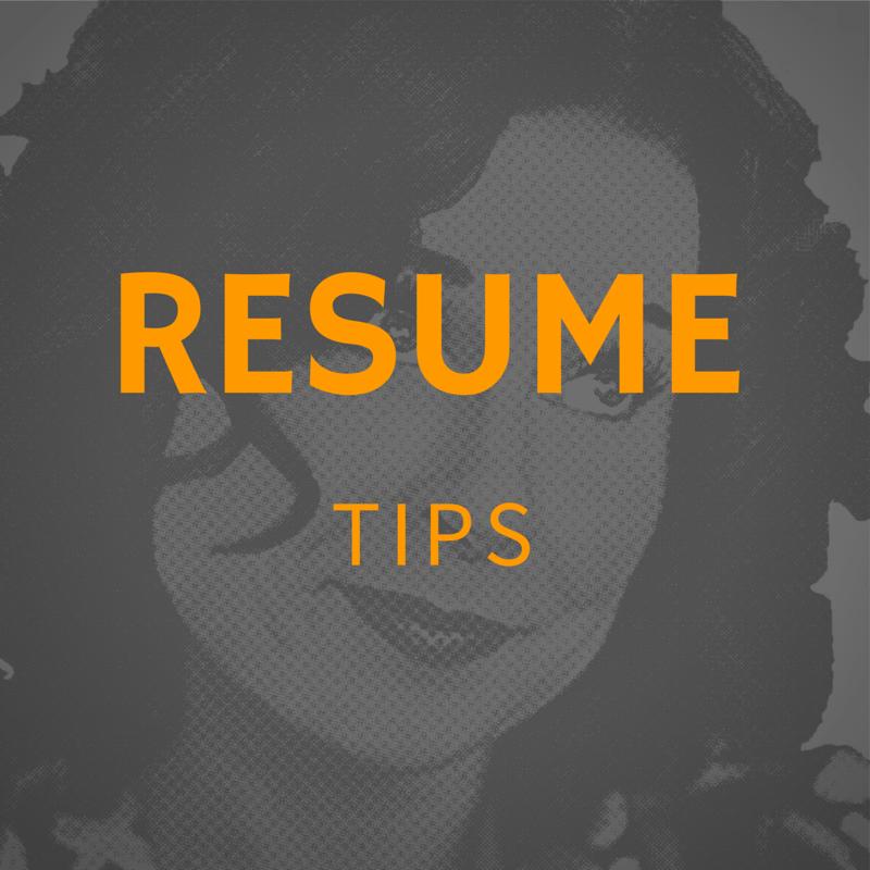 Functional resume versus chronological resume